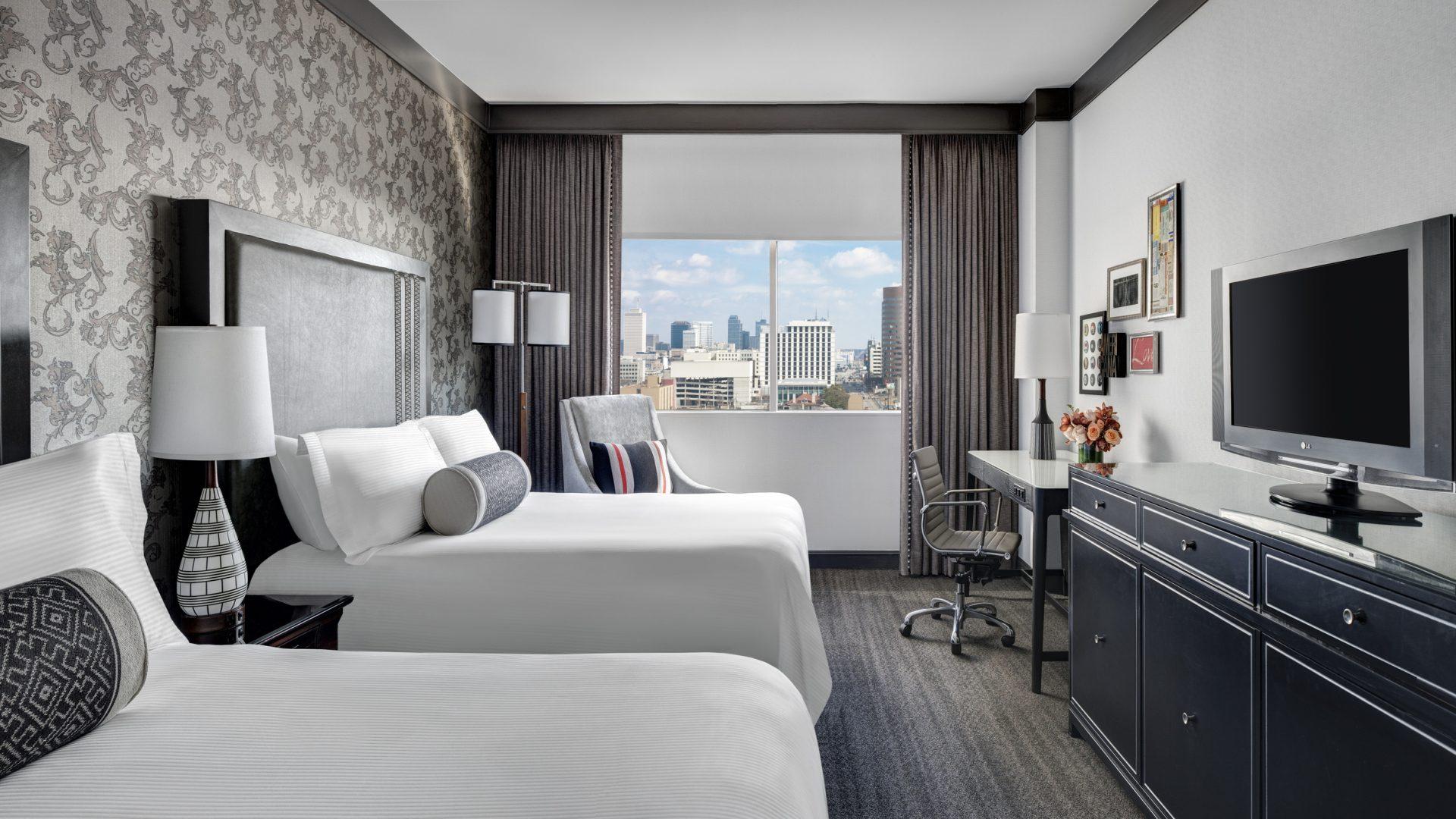 hotel rooms in nashville loews vanderbilt hotel. Black Bedroom Furniture Sets. Home Design Ideas