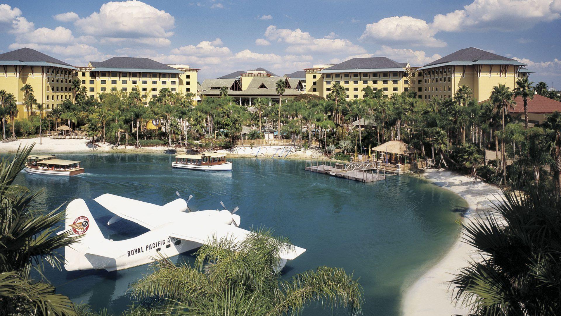 Orlando Luxury Resorts Loews Royal Pacific Resort