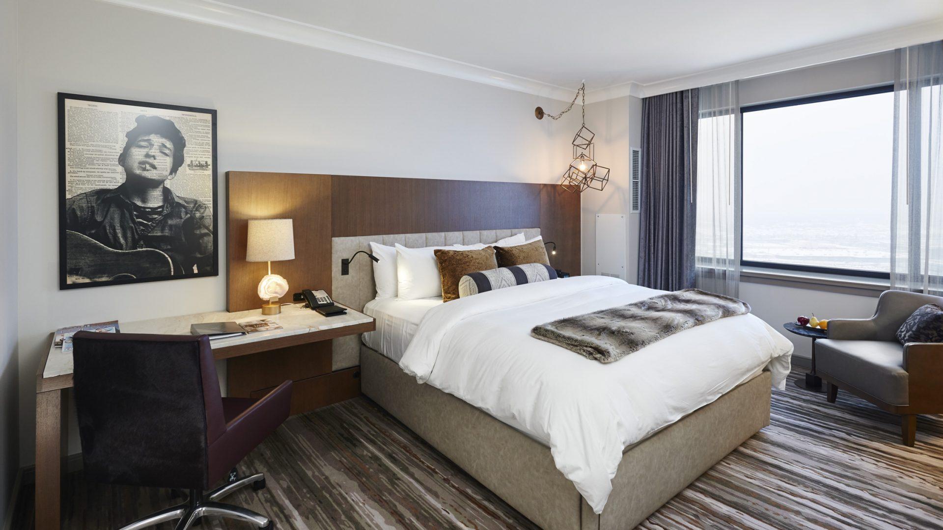 Luxury Minneapolis Suites Loews Minneapolis Hotel