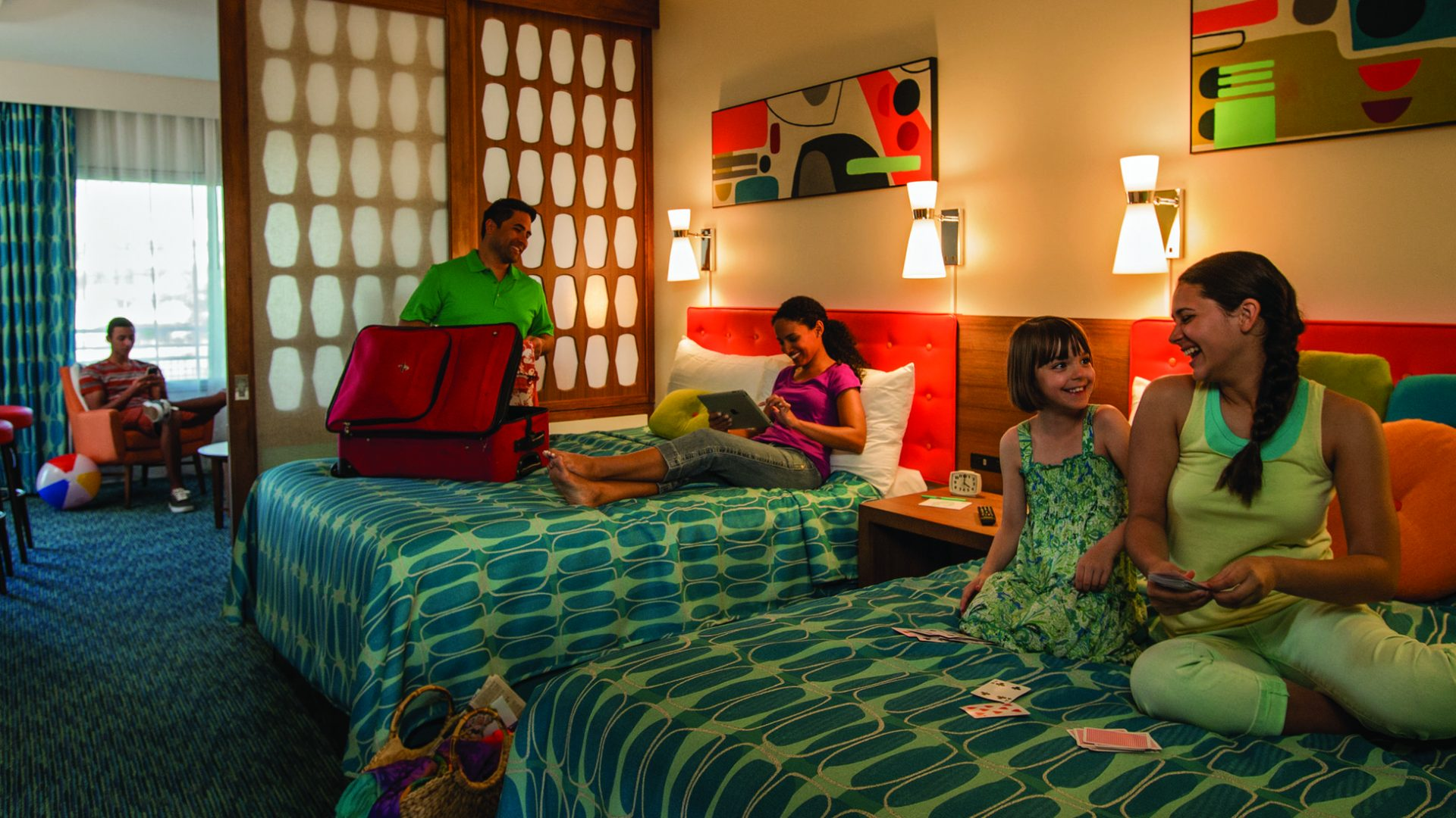 Universal S Family Suites At Cabana Bay Beach Resort