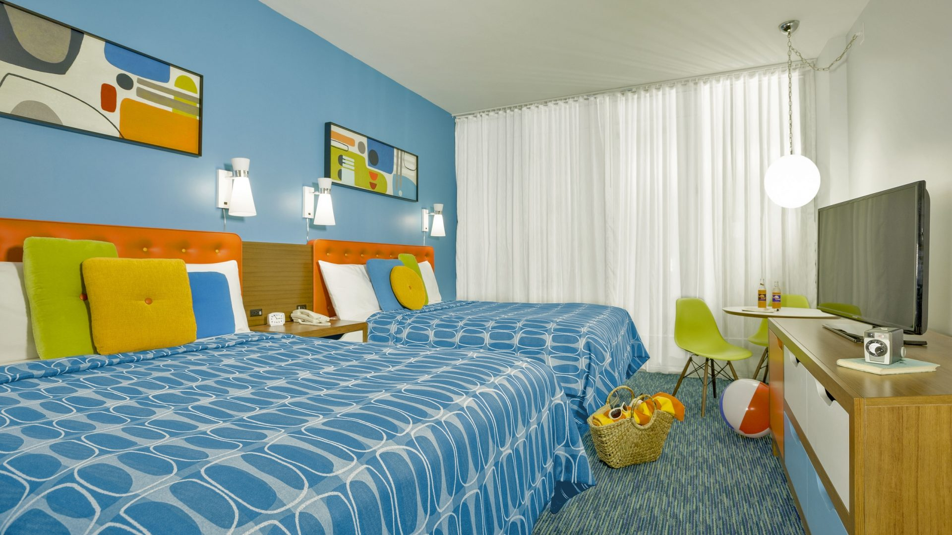 Rooms Hotels Near Universal Orlando Cabana Bay Beach